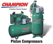 Champion Piston Compressors